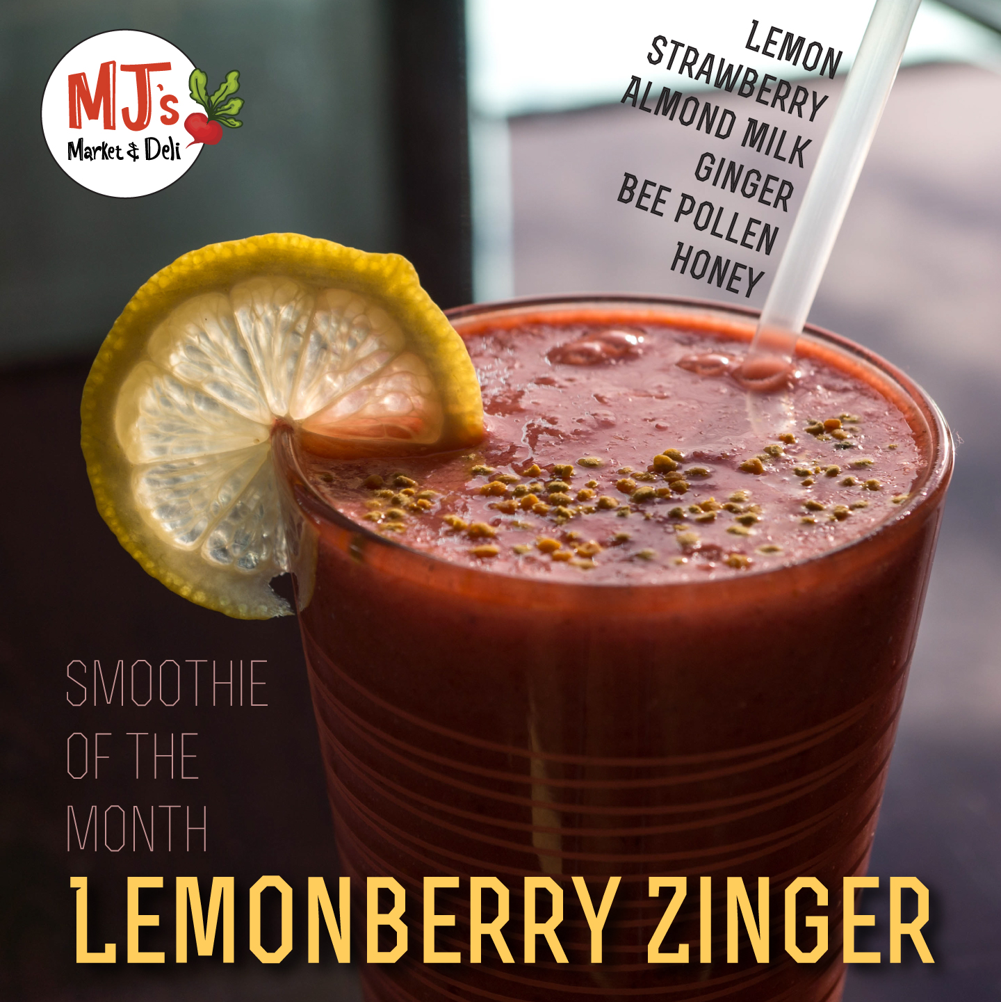 LemonberryZinger