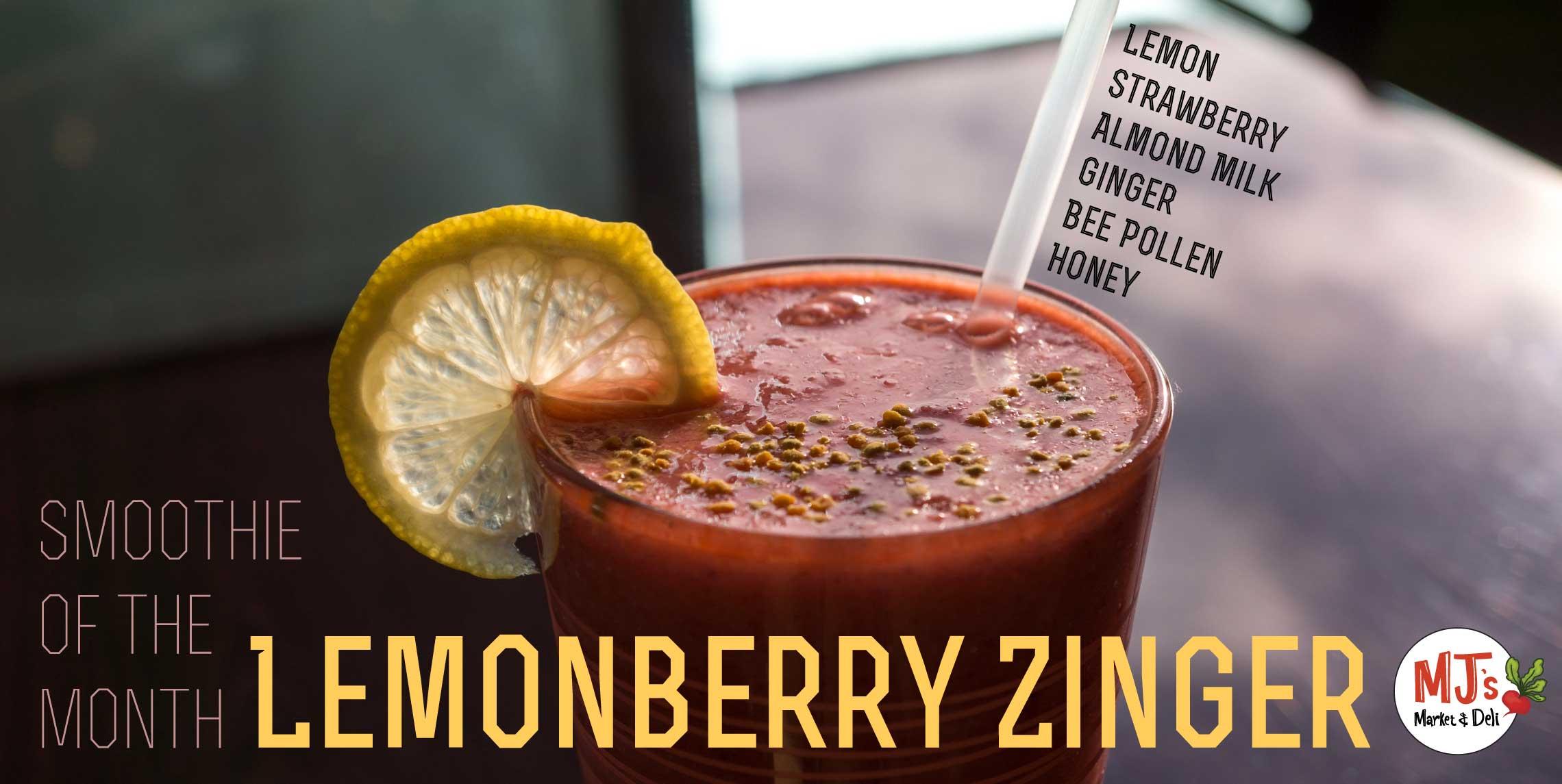Lemonberry Zinger