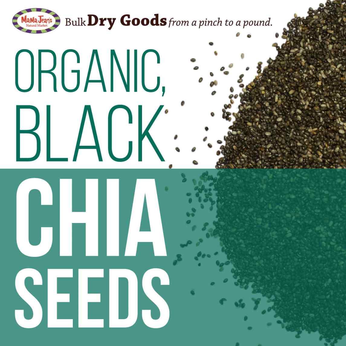 Chia Seeds Bulk