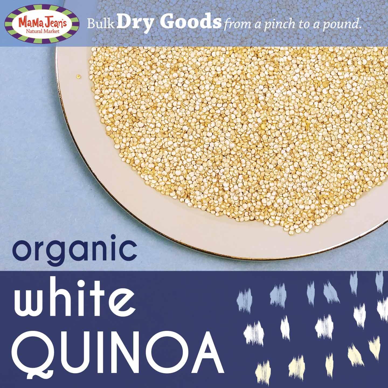 White Quinoa Bulk Item
