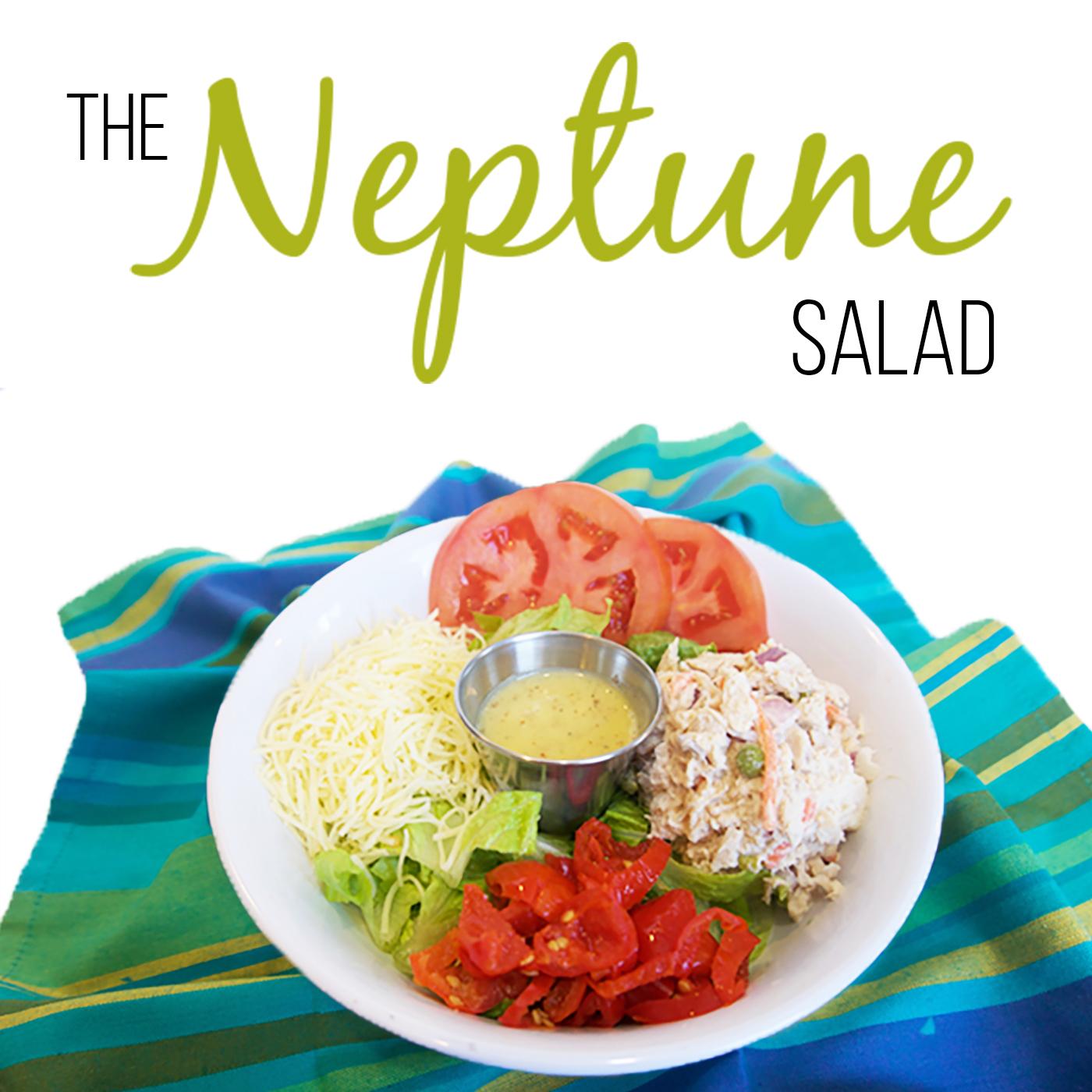 Neptune Salad MJ's Market & Deli