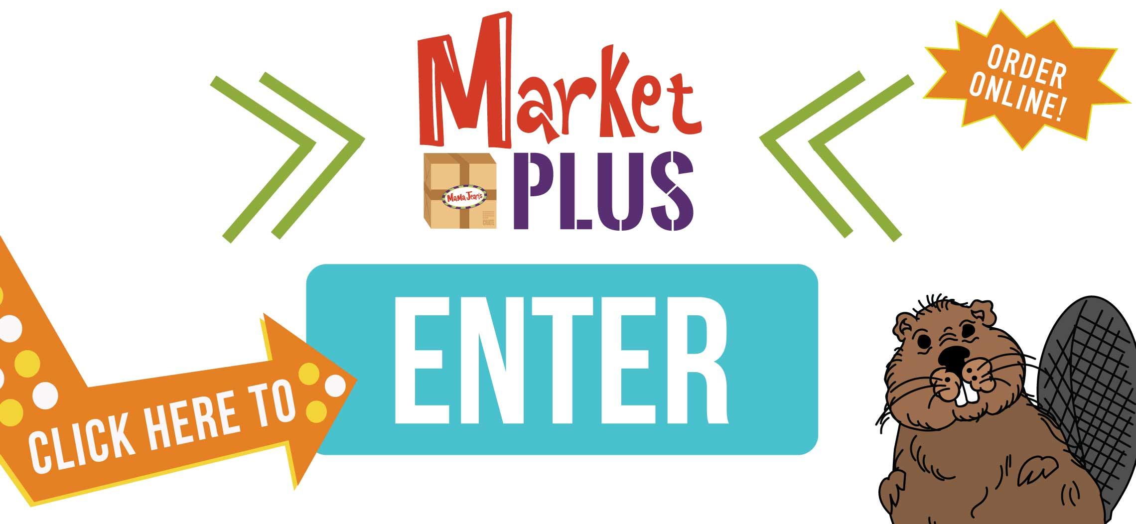Click to Enter Market Plus