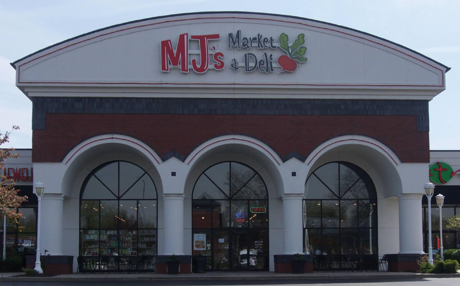 MJ's Market & Deli