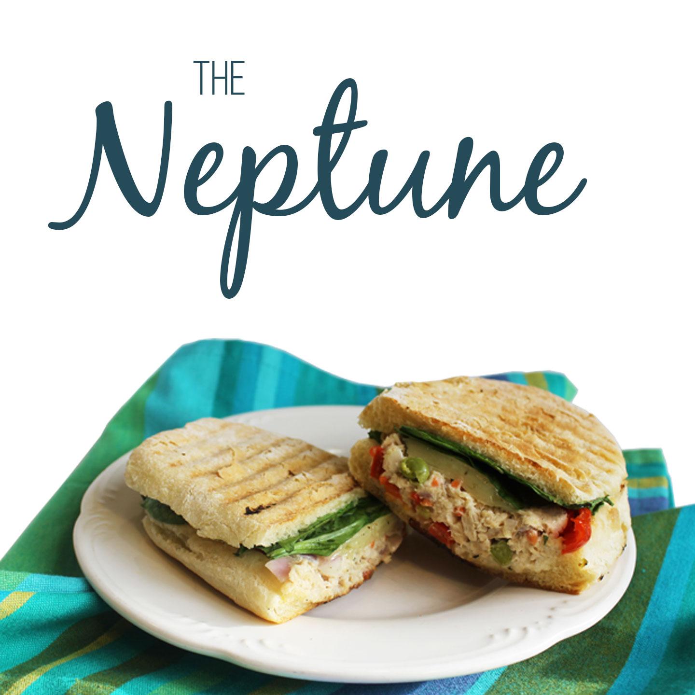 The Neptune Panini Sandwich