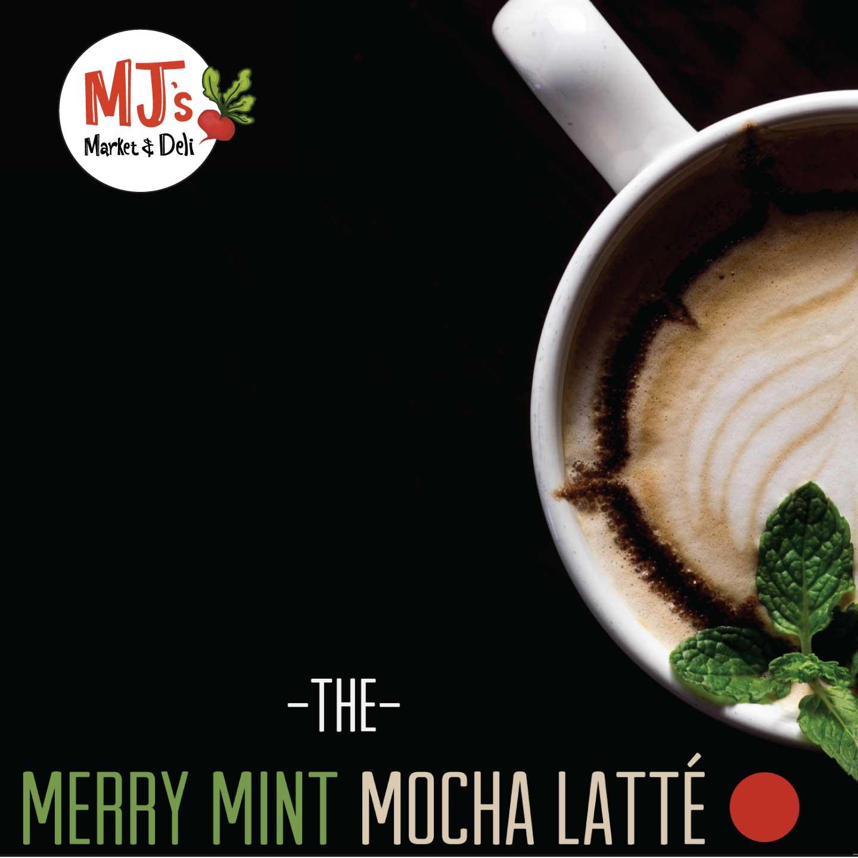 December Merry Mint Mocha