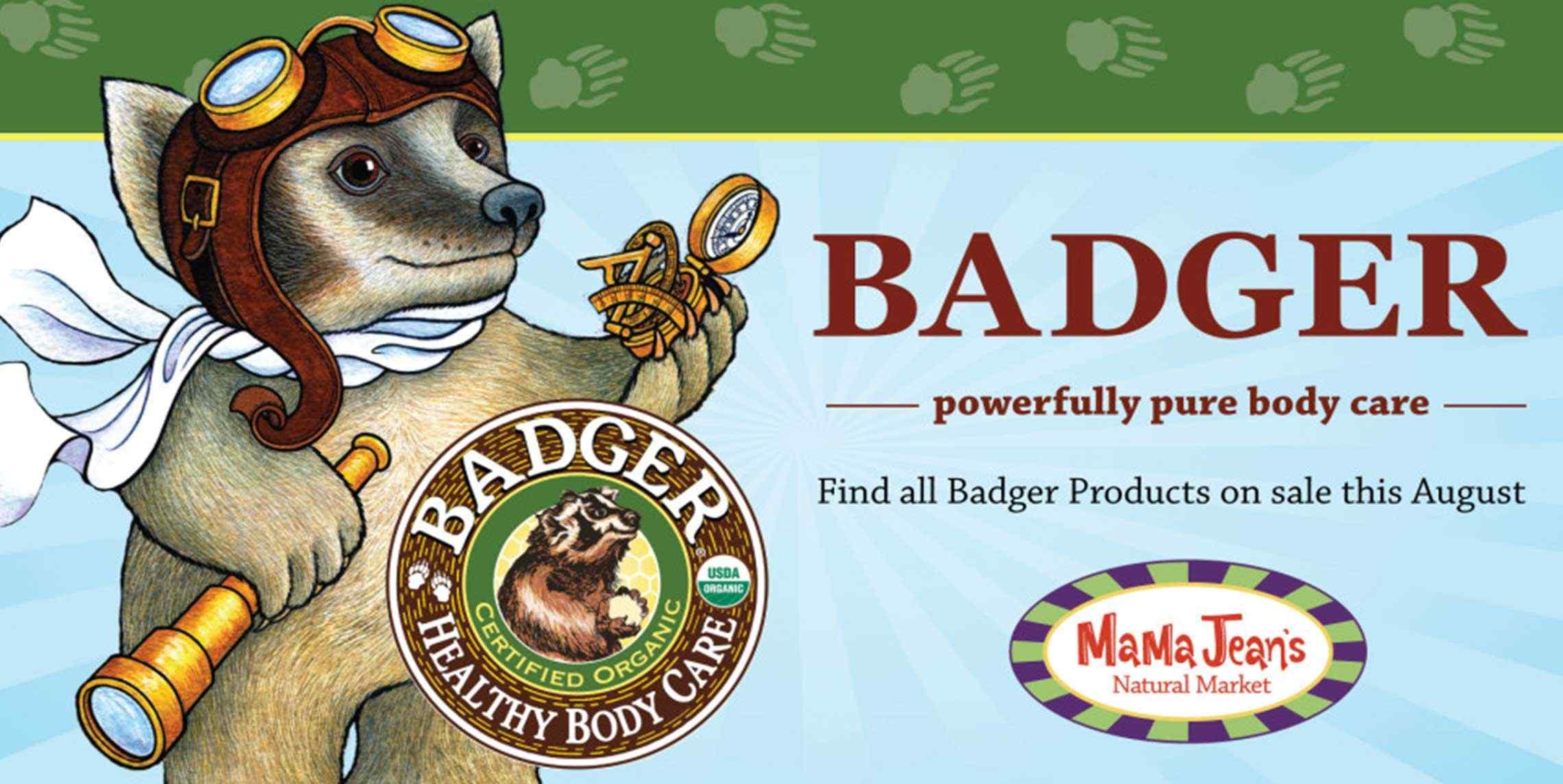 badger balm salves