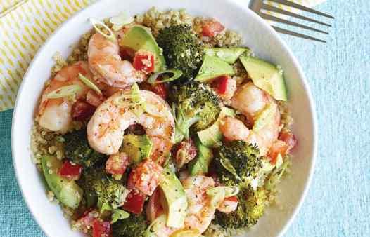 Shrimp Vinaigrette