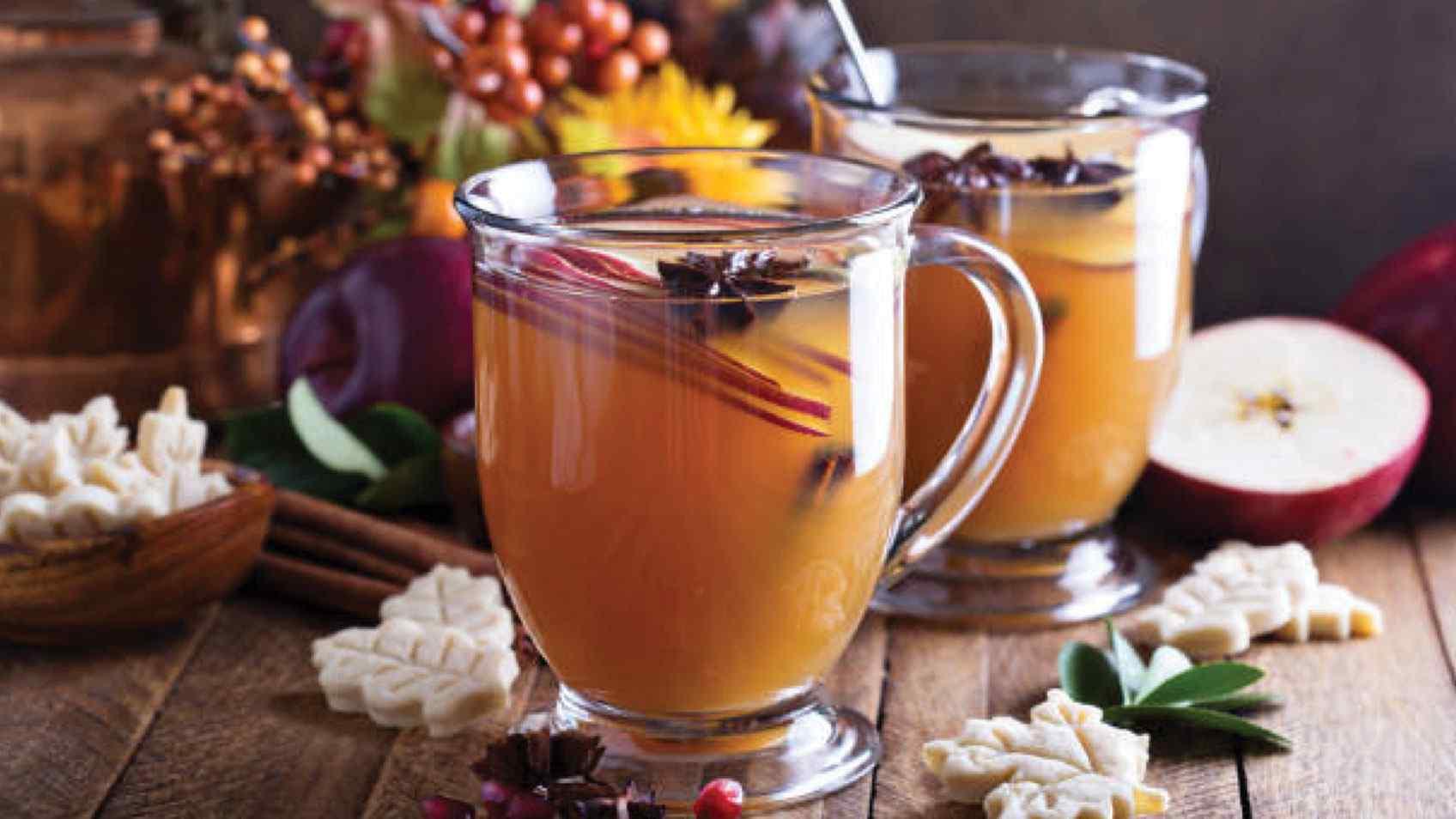mulled cider mix
