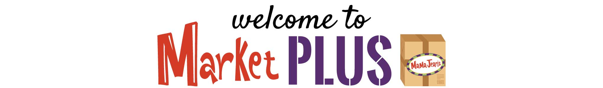 welcome to market plus